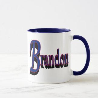 Caneca de Brandon