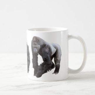 CANECA DE CAFÉ ゴリラのマグカップ