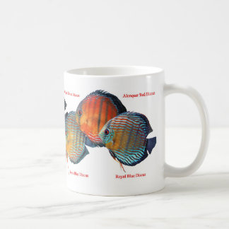 CANECA DE CAFÉ ワイルド・ディスカスのマグカップ