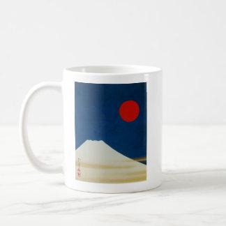 Caneca De Café 酒井抱一『 富士山図 』、Sakai Hōitsu