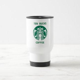 Caneca de café 01 de dez fanfarrões