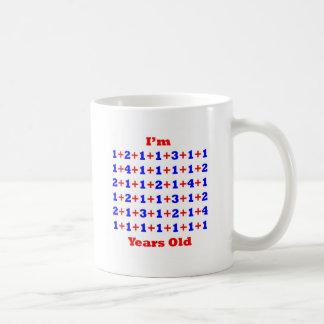 Caneca De Café 65 anos velho!