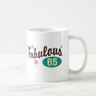 Caneca De Café 65th Aniversário