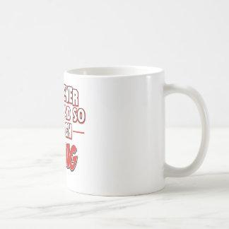 Caneca De Café 65th design do aniversário