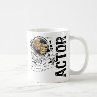 Caneca De Café A alquimia do ator da actuação