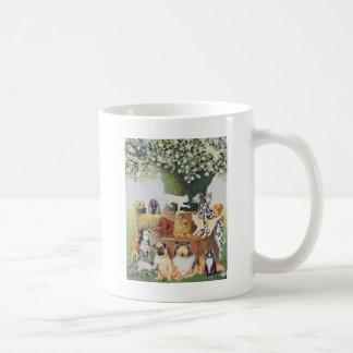 Caneca De Café A árvore de Trysting