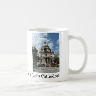 Caneca De Café A catedral Londres de St Paul