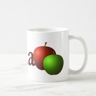 Caneca De Café A é para maçãs