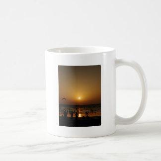 Caneca De Café A praia
