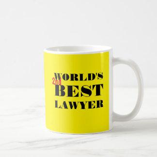 Caneca De Café Advogado do mundo o ò melhor