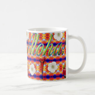 Caneca De Café Aloha