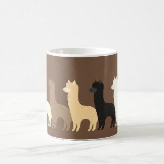 Caneca De Café Alpaca