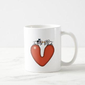 Caneca De Café Amor impossível - amor Gap