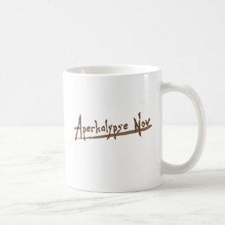 Caneca De Café Aperkalypse agora