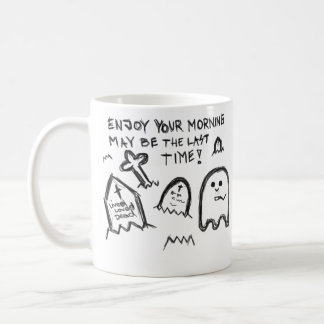 Caneca De Café Aprecie sua manhã