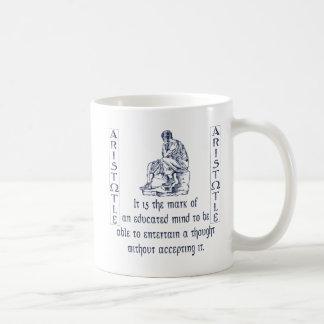 Caneca De Café Aristotle