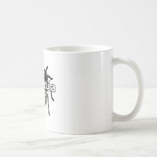Caneca De Café Arte do Tarantula