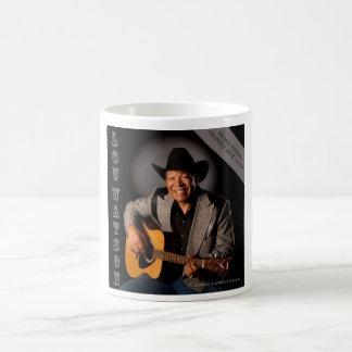 Caneca De Café Artista da música country de Lou Watson