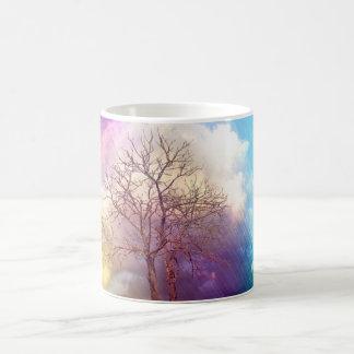Caneca De Café Árvore do copo da vida