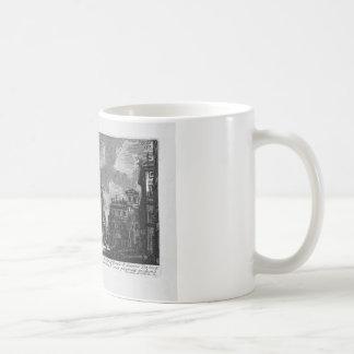 Caneca De Café As antiguidade romanas, T. 1, placa XIII por