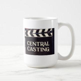 Caneca De Café Assine dentro a CARCAÇA CENTRAL inglesa