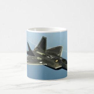 Caneca De Café Avião de combate F-22