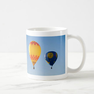 Caneca De Café Balões de ar quente