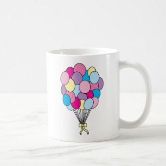 Caneca De Café Balões doces