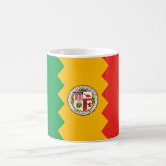 Caneca De Café Bandeira de Los Angeles