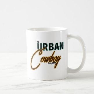 Caneca De Café Bar urbano do vaqueiro
