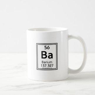 Caneca De Café Bário 56