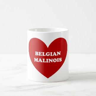 Caneca De Café Belga Malinois