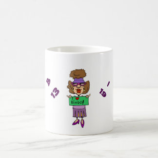 Caneca De Café Bingo do amor de Mug/I