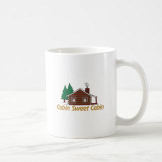 Caneca De Café Cabine do doce da cabine