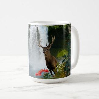 Caneca De Café Cachoeira dos cervos do fanfarrão