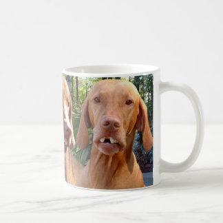 Caneca De Café cães dos povos dos parentes