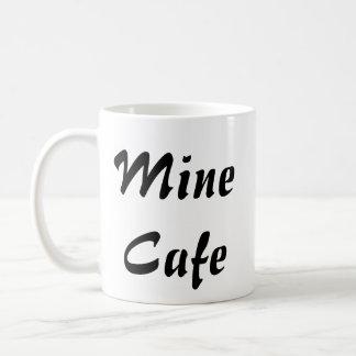 Caneca De Café Café da mina