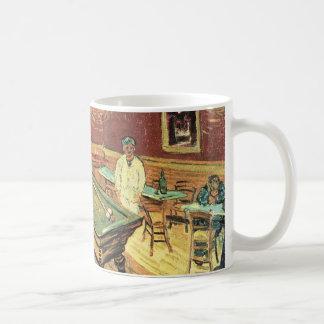 Caneca De Café Café da noite de Van Gogh no lugar Lamartine,