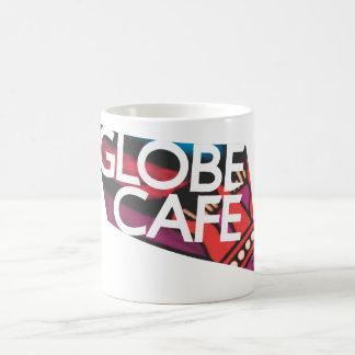 Caneca De Café Café do globo multicoloured