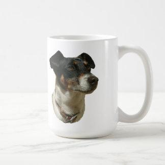 Caneca De Café Cão bonito de Jack Russell