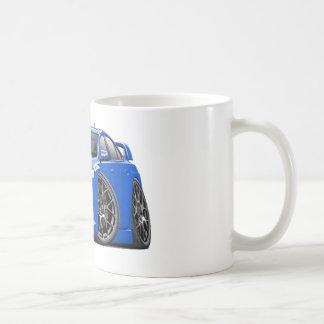 Caneca De Café Carro do azul de Evo