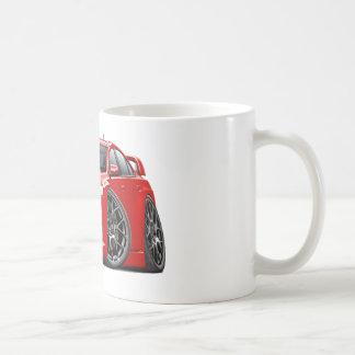 Caneca De Café Carro do vermelho de Evo