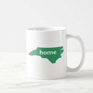 Caneca De Café Casa de North Carolina