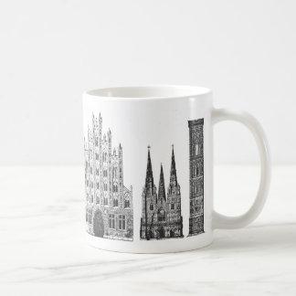 Caneca De Café Catedrais