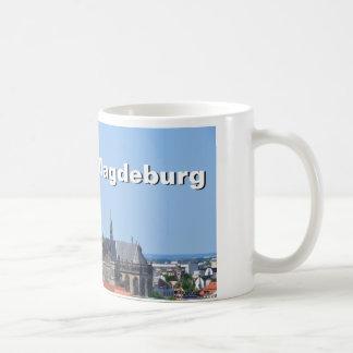 Caneca De Café Catedral de Magdeburgo 02,