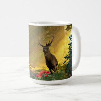 Caneca De Café Cervos do fanfarrão