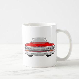 Caneca De Café Chevrolet Impala 1963