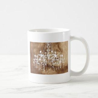 Caneca De Café Chique de cobre do candelabro