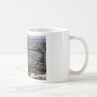 Caneca De Café Cidade das pontes