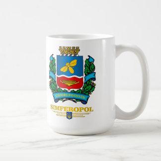 Caneca De Café COA de Simferopol